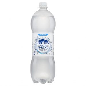DEEP SPRING – NATURAL MINERAL WATER – 1.25LTS – 12PK