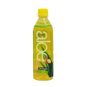 VILEO ALOE – PINEAPPLE – 500MLS – 12PK