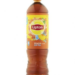 LIPTON – 1.5LTS – PEACH TEA