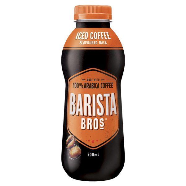BARISTA BROS – COFFEE – MILK – 500MLS