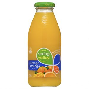 SPRING VALLEY – 375MLS – O/MANGO – 24PK