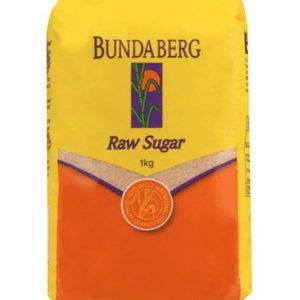 RAW SUGAR – BUNDABERG – 1 X 1KG