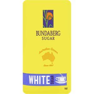 WHITE SUGAR – BUNDABERG – 1 X 1KG