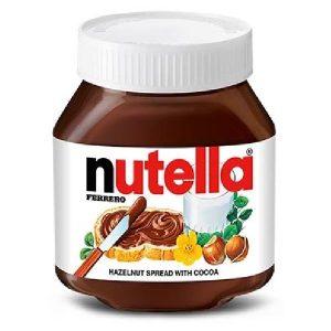 NUTELLA – 1KGS JAR – HAZELNUT