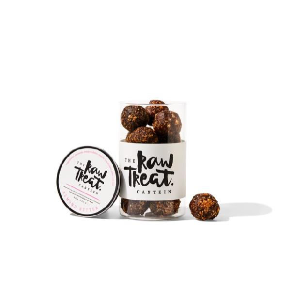 RAW TREAT – ALMOND BUTTER – 40GMS – PROTEIN BALL – 15PK