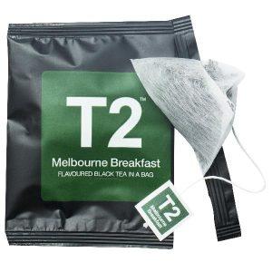 T2 – 100PK FOIL – MELBOURNE BREAKFAST – TEA BAG