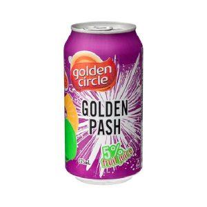 GOLDEN CIRCLE – CANS – PASH – 375MLS – 24PK